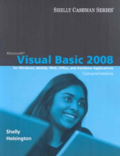 Visual Basic 2008 for Windows, Mobile, Web, Office, and Database