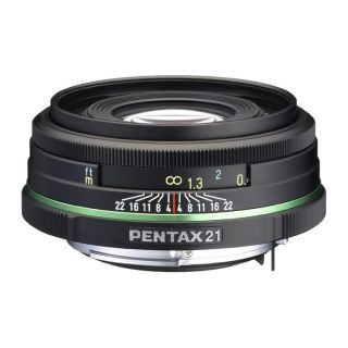 Objectif PENTAX SMC DA 21mm f/3.2 AL Limited   Objectif grand angle