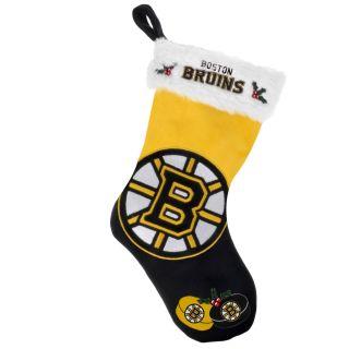 Boston Bruins 2011 Colorblock Christmas Stocking