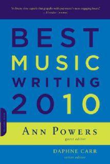 Best Music Writing 2010 (Paperback)