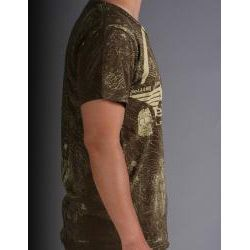 Co Mens Corona Del Mar Beach Olive 2012 Graphic Tees   Semi V Neck