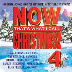Various Artists   Now Thats What I Call Christmas 4