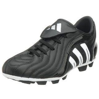 Mens Bracara 2 TRX HG Soccer Shoe, Black/White/Silver, 11 M Shoes