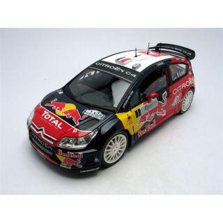 Citroën 1/18 C4 WRC   Red Bull Tour   Achat / Vente MODELE REDUIT