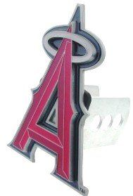 Los Angeles Angels of Anaheim Logo Trailer Hitch Cover