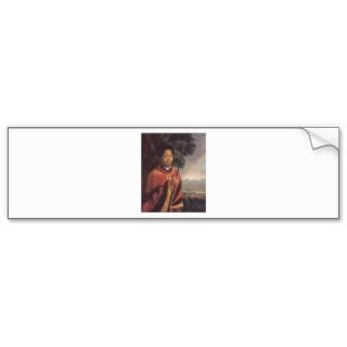 of King Kamehameha III of Hawaii Bumper Stickers