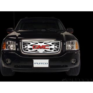 Flame Grille Insert for 2002 2008 GMC Envoy