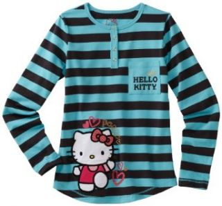 Hello Kitty Girls 7 16 Self Fabric Applique with