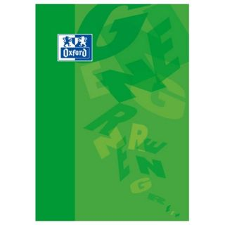 OXFORD Cahier 100 Pages 21x29.7 cm VERT   Achat / Vente CAHIER OXFORD