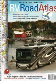 Good Sam Rv 2013 Road Atlas