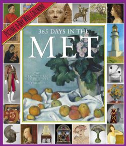 365 Days in the Met 2013 Calendar