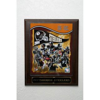 Pittsburgh Steelers 2008 Picture Plaque
