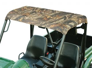 Polaris UTV Roll Cage Roof Top   RealTree