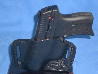 Walther PK380 Small of back SOB Concealed Carry Leather