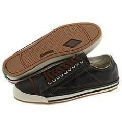PF Flyers Number 5 Dark Brown (Leather)