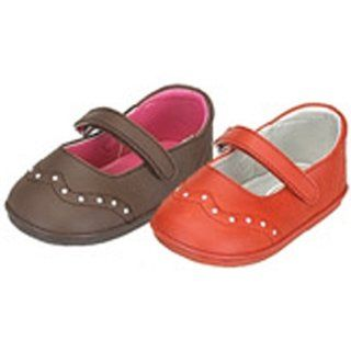 Studded Mary Jane Infant Baby Toddler Girls Shoes 1 7 IM Link Shoes