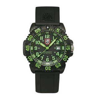 Luminox EVO Colormark NAVY SEALS Dive Watch #3067 Sports