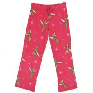 Tinkerbell   Pose Fleece Sleep Pants Clothing