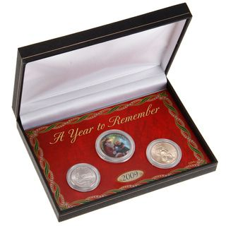 American Coin Treasures Deluxe 2009 Holiday Year to Remember Coin