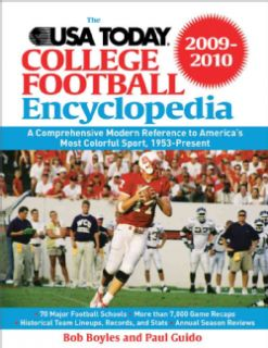 USA Today College Football 2009 2010 (Paperback)