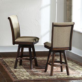 Glenbrook 24 inch Swivel Chairs (Set of 2)