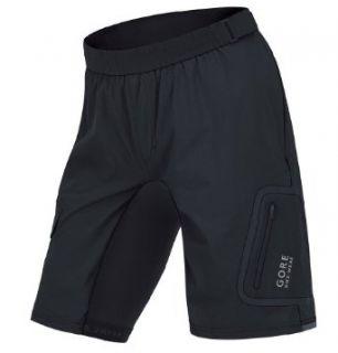 Gore Bike Wear Mens Alp X ll Pro Short, Black, Small