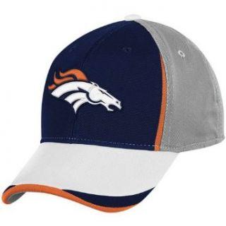 NFL Denver Broncos End Zone Structured Flex Hat   Tw85Z