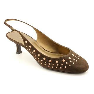 Marinelli Womens Kilim Regular Suede Dress Shoes