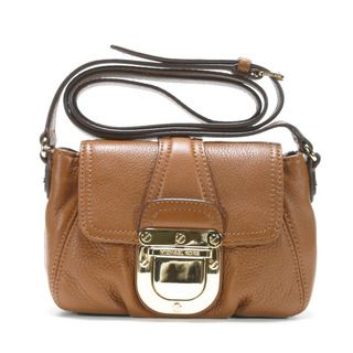 MICHAEL Michael Kors Charlton Leather Crossbody Bag