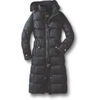Eddie Bauer Yukon Classic Down Duffle Coat, Black XL