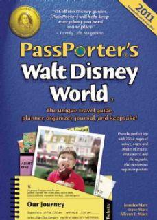 Passporters Walt Disney World 2011 The U (Paperback)