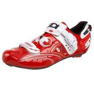 Ergo 2 Carbon Cycling Shoe,Red Vernice,48 M EU (US Mens 13 M) Shoes