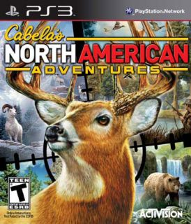 North American Adventures 2011   By Activision Inc.