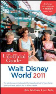 Unofficial Guide Walt Disney World 2011 (Paperback)