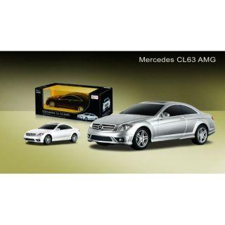 24 Noir   Achat / Vente RADIOCOMMANDE TERRESTRE Mercedes CL63 AMG 1/24