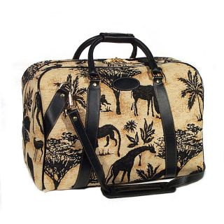 French Masai Mara 18 inch Weekender Duffle Bag