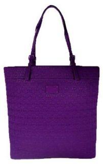 Michael Kors Neoprene Jet Set N/S Tote in Purple Clothing