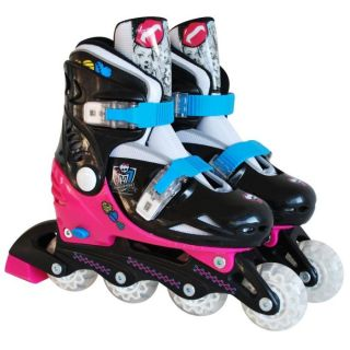 Patins En Ligne Ajustables   Monster High 34   37   Achat / Vente