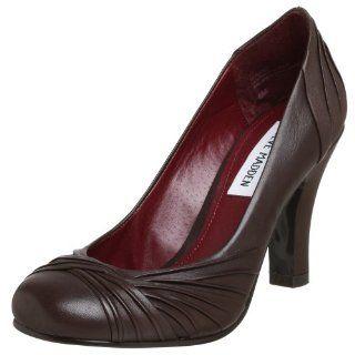 Steve Madden Womens Glaadd Pump,Brown,7 M Shoes
