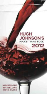 Hugh Johnsons Pocket Wine Book 2012 (Hardcover)