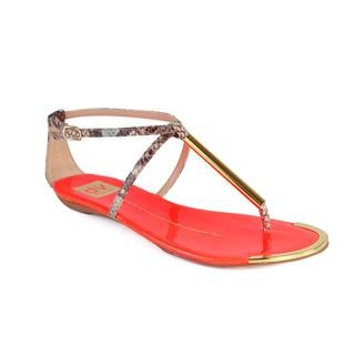DV By Dolce Vita Womens Archer Synthetic Sandals