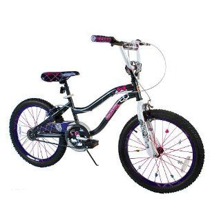 Dynacraft 20 inch BMX Bike   Girls   Monster High Sports