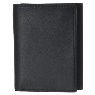 Joseph Abboud Mens Leather Slim Tri fold Wallet