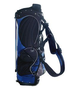 2007 Ogio Chiaro Blue Golf Grom Stand Bag