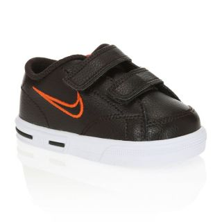NIKE Basket Capri Leather Bébé Marron, orange et blanc.   Achat