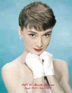 Audrey Hepburn 2013 Planner (Calendar)