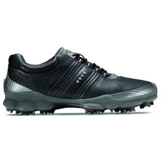 Ecco Mens Black / Steel BIOM Golf Shoes