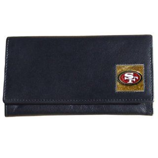 NFL San Francisco 49ers Womens Leather Wallet Sports