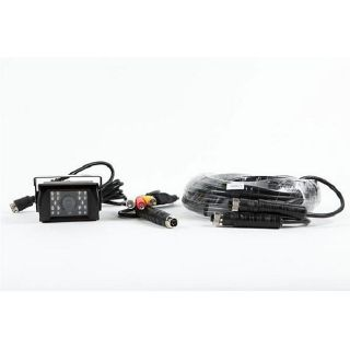 Camera with 130 degree Angle with 18 Infra red Illuminators (RCA