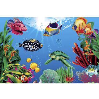 Water World 500 piece 12 x 18 Jigsaw Puzzle